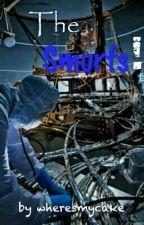 The Smurfs! by wheresmycake