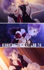Kanato x Reader | Lab 74 by azncupcakes
