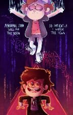 Dipper x Reader x Bill Cipher by Nintendogeek123