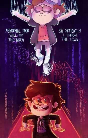 Dipper x Reader x Bill Cipher