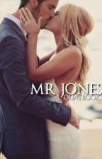 Mr Jones. by ouatbooks
