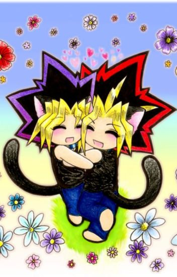 Babysitting A Neko (Yami X Neko!Yugi)