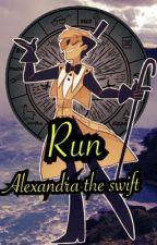 Run (Reader X Bill Cipher) by Alexandra_The_Swift