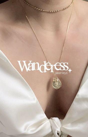 wanderess ; barry allen