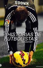historias de futbolistas by enriquecavill