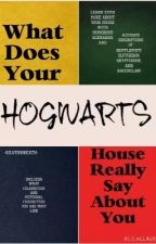 What Does Your Hogwarts House Really Say About You? by -SilverBreath-