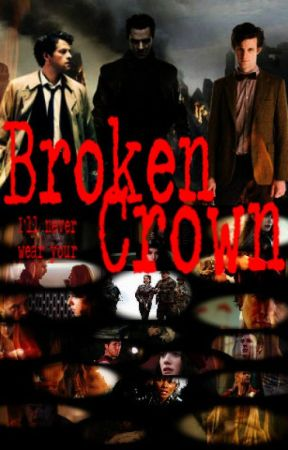 Broken Crown (Book 3 of the MAD Series) (An Avengers Fan Fiction) by MARVELousThor