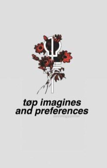 twenty one pilots imagines & preferences