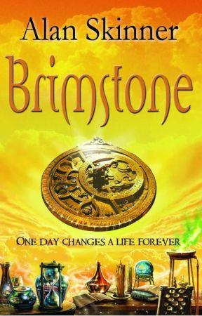Brimstone (Book 1 of the Earth, Air, Fire and Water series.) by AlanSkinner