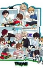 The Dating Game ( EXO )(editing) by exoalexarmy