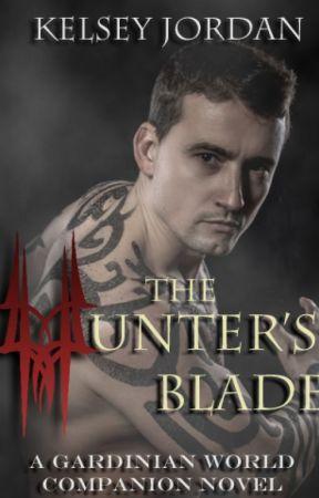The Hunter's Blade by KelseyJordangw