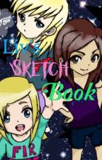 Liv's Sketch Book by anxiety_loves_me