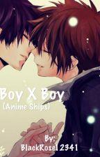 Short yaoi/love stories (Need ideas) by BlackRose12341