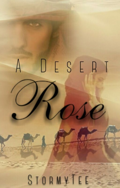 A Desert Rose by StormyTee