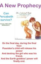 A new Prophecy (Percy Jackson fanfiction) by Fangirl070