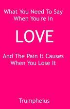 Love by Trumpheuis