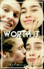 Worth it » l.j. & l.h. [lukeren] by itshannaboo