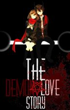 The demon love story by Ghoul_Kitsune