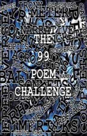 99 POEMS COMPETITION by Nanousha