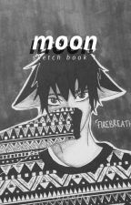Moon | Sketch Book ✅ by Firebreathe