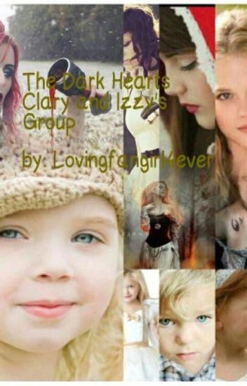 The Dark Hearts Clary and Izzy's group