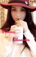 Princess Alexandra  by kathniellovernicole