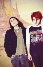 Never Let Them Take The Light Behind Your Eyes / Frerard by NancyGrant
