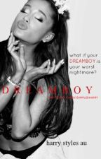 Dreamboy » H.S ☁ by zjmslay