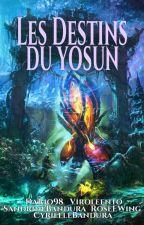 Les Destins du yosun - Evadne [EN PAUSE] by CyrielleBandura