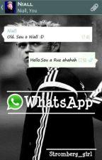 WhatsApp. || N.H. by Stromberg_girl