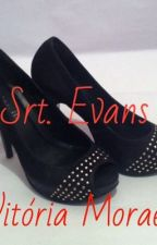 Srt. Evans by vitoriamoraesnetto