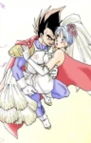 La boda de Vegeta y Bulma