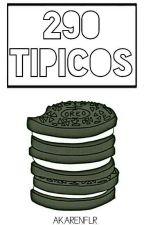 290 Típicos by akarenflr