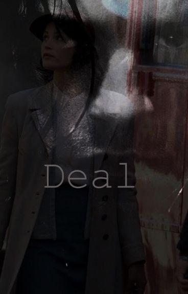 Deal (Bucky Barnes/ Winter Soldier)