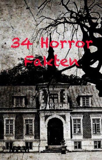 34 Horror Fakten