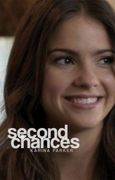 SECOND CHANCES [CLINT BARTON]