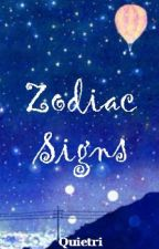 Zodiac Signs by Quietri