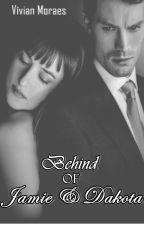 Behind of Jamie and Dakota. by _vivianmoraes
