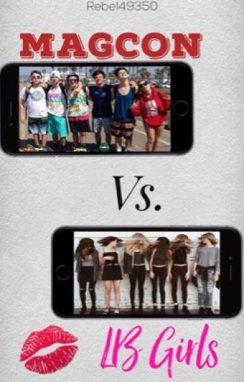 MAGCON vs. LB Girls #HMAwards