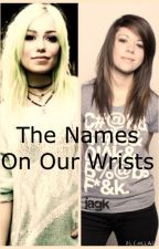 The names on our wrists *jardougall* by spookie_concerts