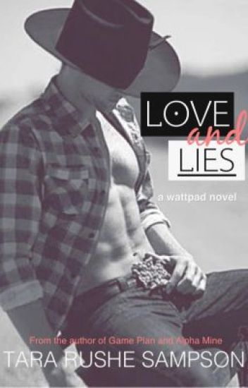 Love and Lies- Book 1 (SYTYCW 2013) Completed