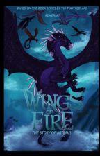 The Story of Artemis- Wings of Fire by romeraki