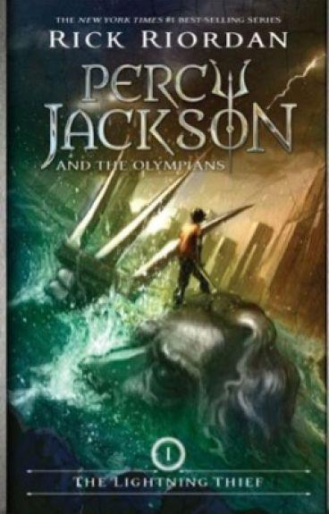Gods and Demigods Read Percy Jackson and The Lightning Thief