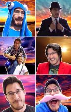 Markiplier x Reader Imagines by maroongalaxy