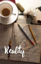Reality || tronnor au by tronnah