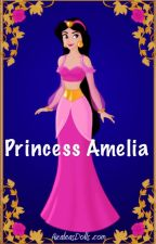 Princess Amelia by PrincessRose97