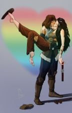 The Legend of Korra Afterstory: Korra's True Feelings (Season 1) [Explicit] by WakandasKing