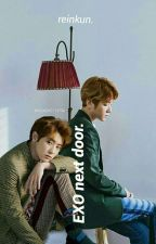 EXO NEXT DOOR [CHANBAEK VER] by reiinkun
