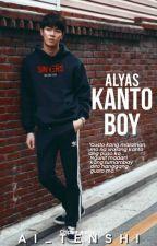 Alyas Kanto Boy by Ai_Tenshi