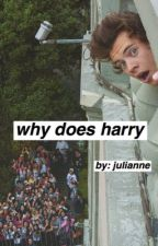 why does harry by mjdnights